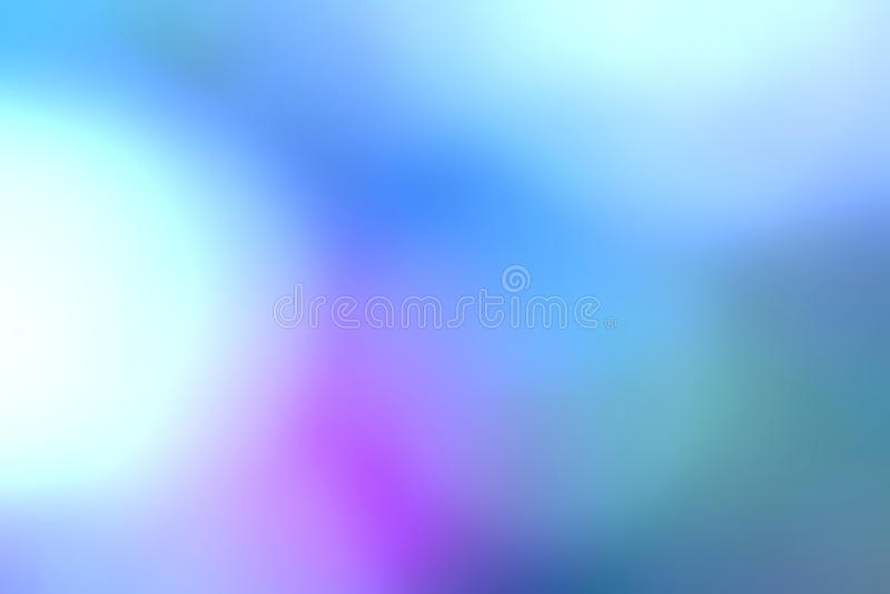 五颜六色的多色的defocused抽象照片光滑的backgroun 库存照片