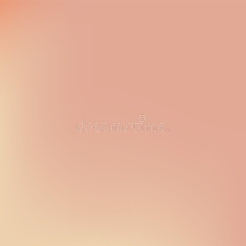 五颜六色的抽象方形的背景 库存例证
