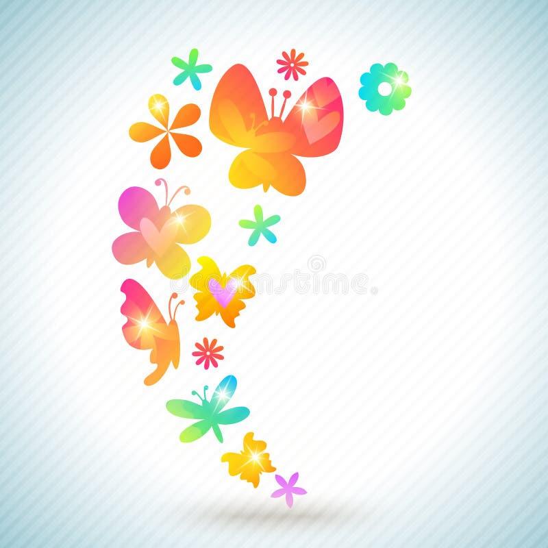 Download 五颜六色的春天背景设计 例证 库存例证. 插画 包括有 概念, 创造性, 油漆, 抽象, 冷静, 照亮, 橙色 - 62535647