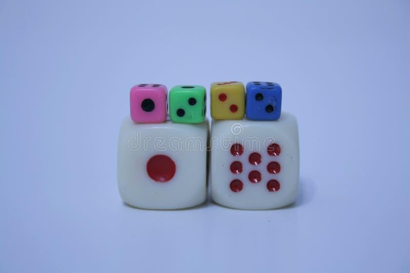 五颜六色的模子2 免版税图库摄影