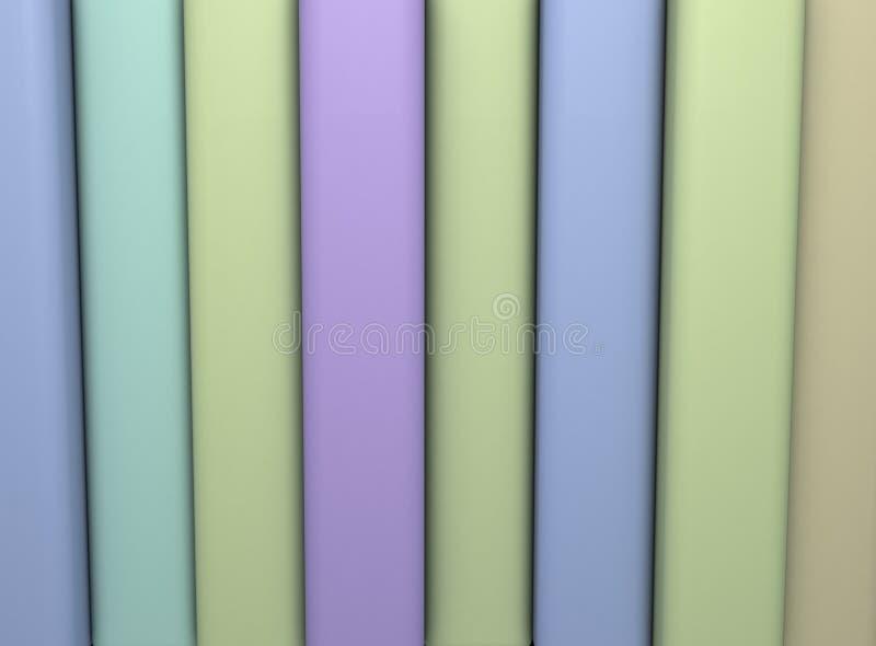 五颜六色的背景 图库摄影