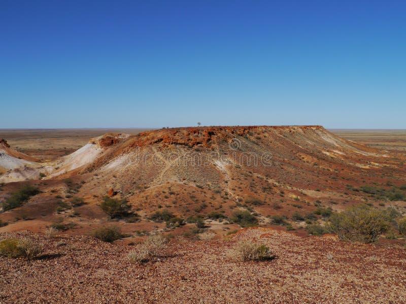 五颜六色的脱离在澳大利亚 免版税库存照片