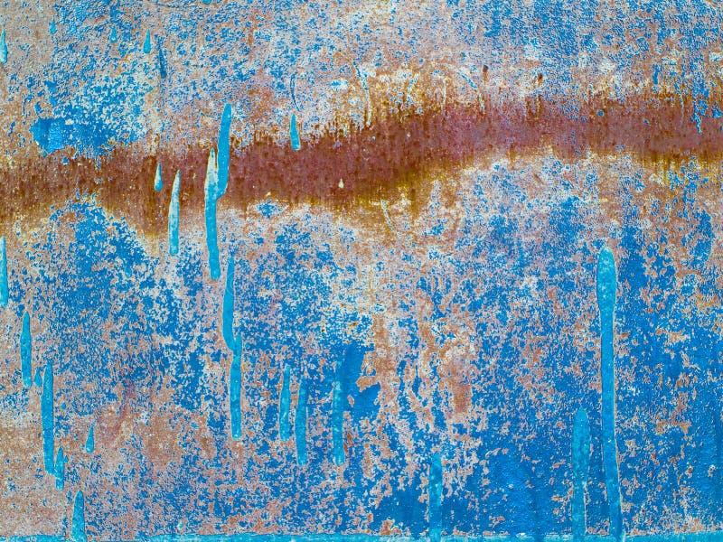 五颜六色的被弄脏的抽象背景或bokeh 库存图片