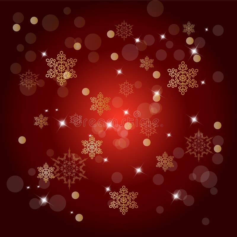 五颜六色的装饰圣诞节Backround 免版税图库摄影