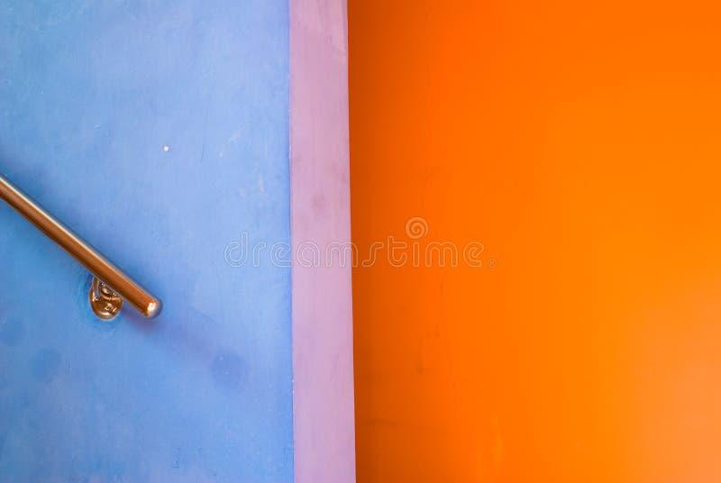五颜六色的设计内部 免版税库存照片