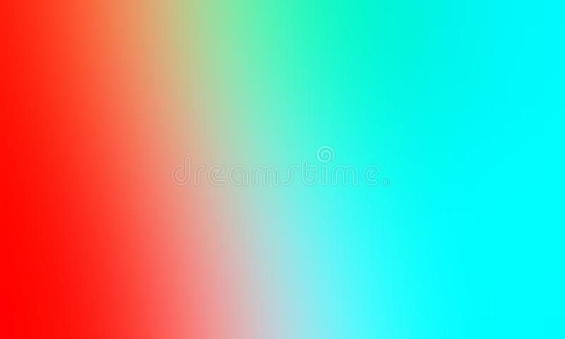 五颜六色的迷离摘要背景传染媒介设计,五颜六色的被弄脏的被遮蔽的背景,生动的颜色传染媒介例证 向量例证