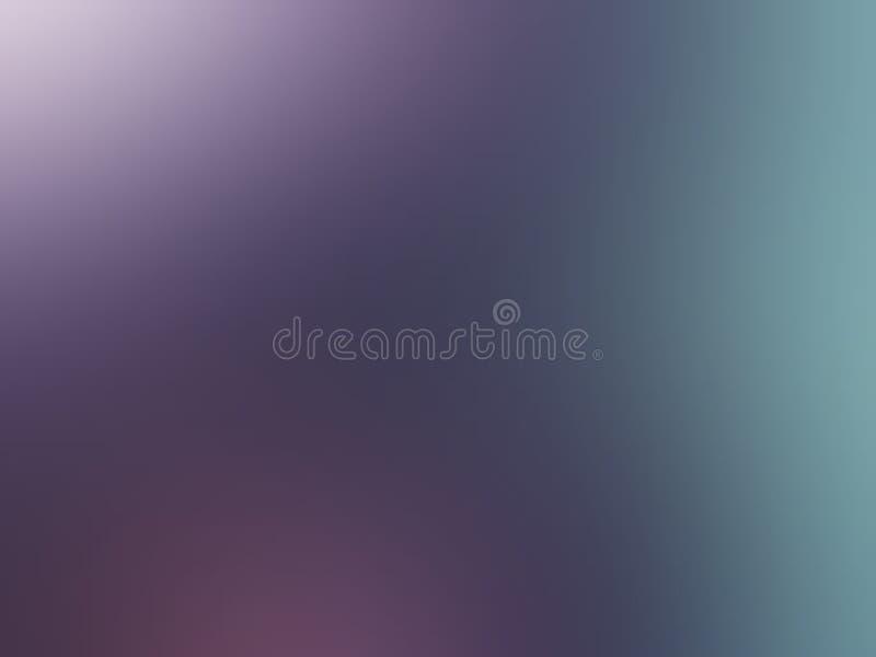 五颜六色的迷离摘要背景传染媒介设计,五颜六色的被弄脏的被遮蔽的背景,生动的颜色传染媒介例证 免版税库存图片
