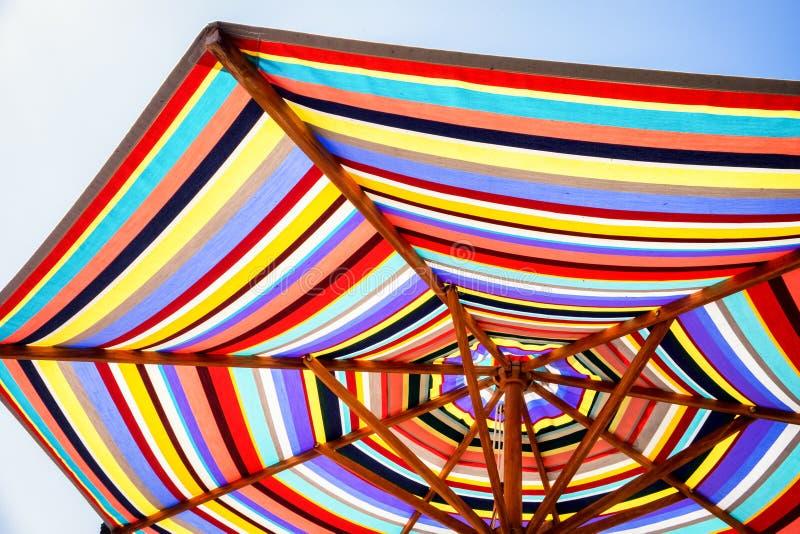 五颜六色的遮光罩 库存照片