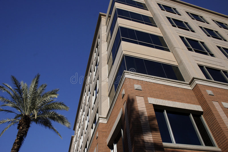 亚利桑那大厦政府 免版税库存图片