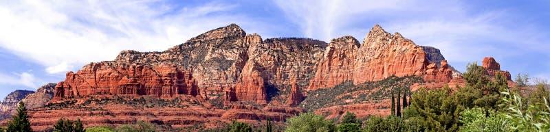 亚利桑那峭壁sedona美国 免版税库存图片