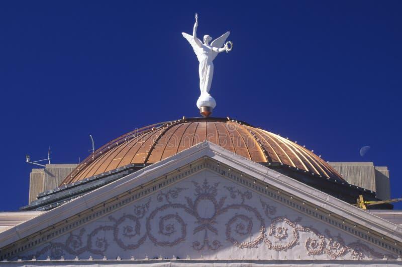 亚利桑那的状态国会大厦 库存图片
