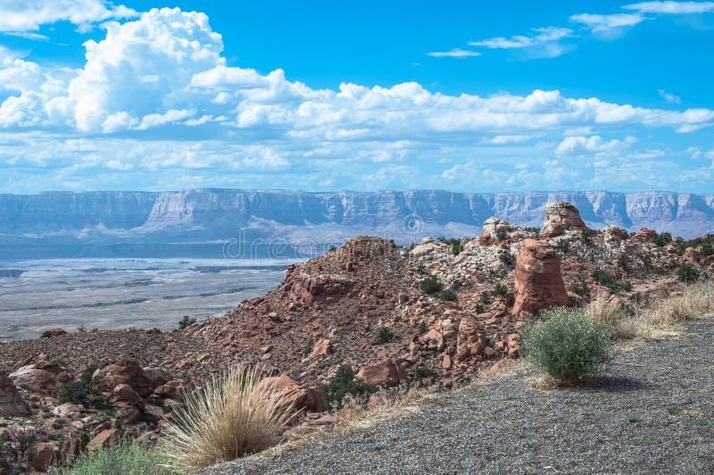 亚利桑那风景 免版税图库摄影