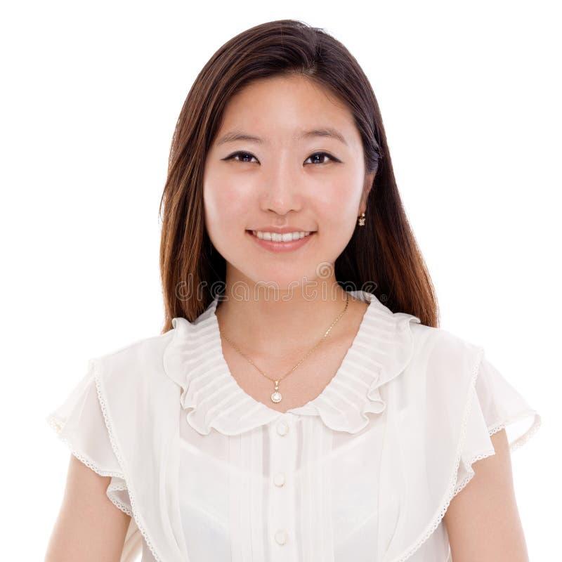 亚洲企业俏丽的妇女年轻人 库存图片