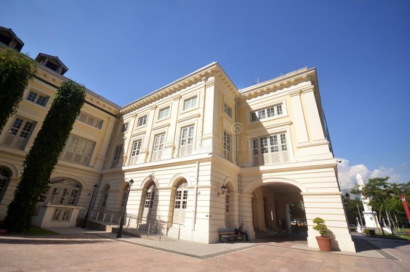亚洲文明博物馆在新加坡 库存图片
