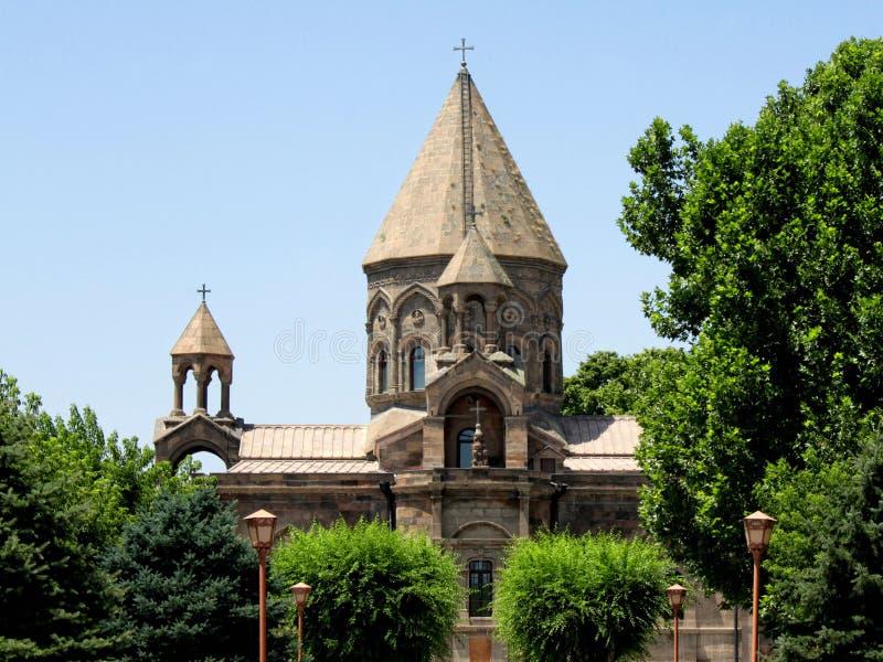 亚美尼亚耶烈万 免版税库存图片