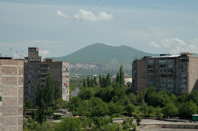亚美尼亚Abovyan 2005年 免版税库存照片