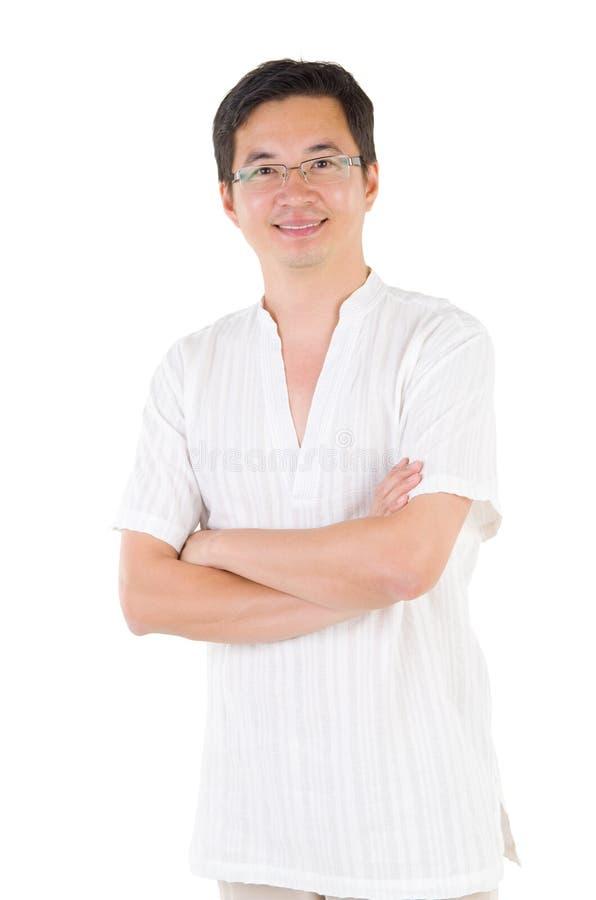 亚裔人 库存图片