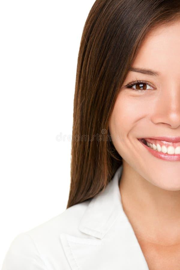 亚裔妇女 库存图片