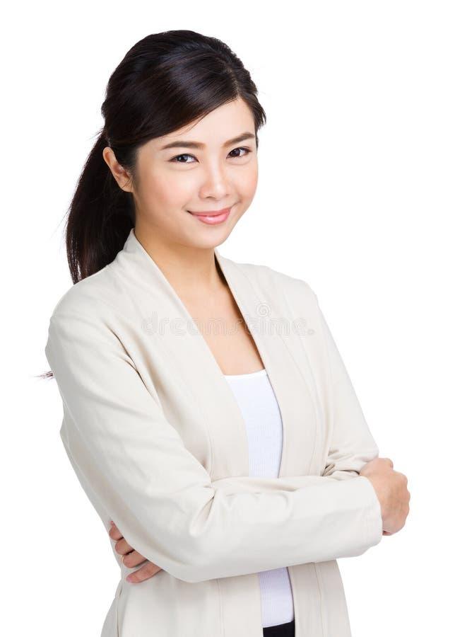亚裔妇女 免版税库存图片