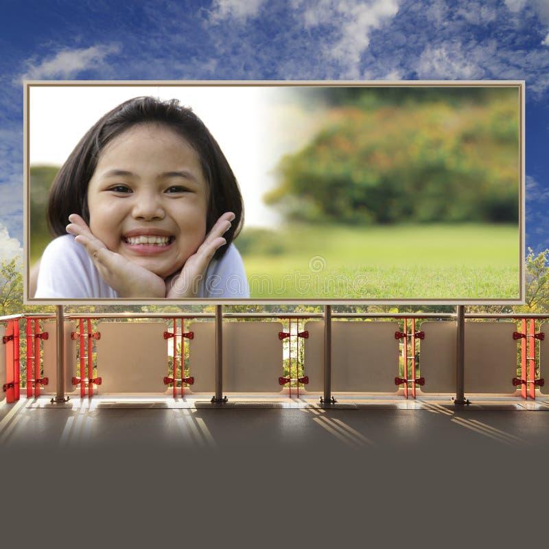 亚裔小女孩 免版税库存图片