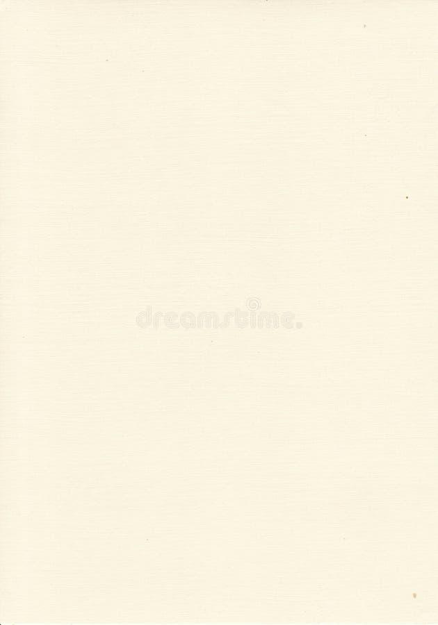 亚麻制水彩纸纹理背景 向量例证
