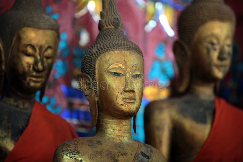 亚洲东南亚老挝琅勃拉邦 库存照片
