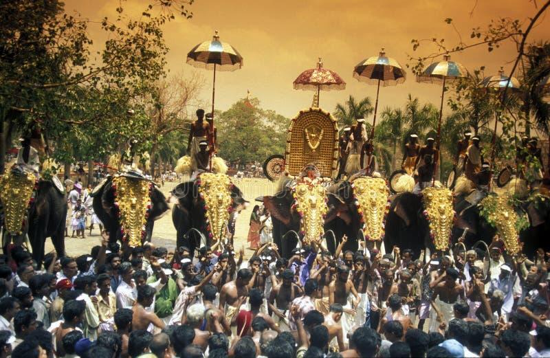 亚洲印度喀拉拉 免版税库存图片