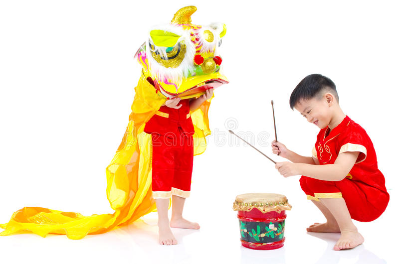 亚洲孩子 库存图片