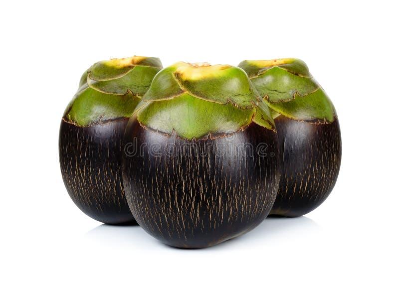 亚洲扇叶树头榈棕榈,棕榈汁,桄榔 库存图片