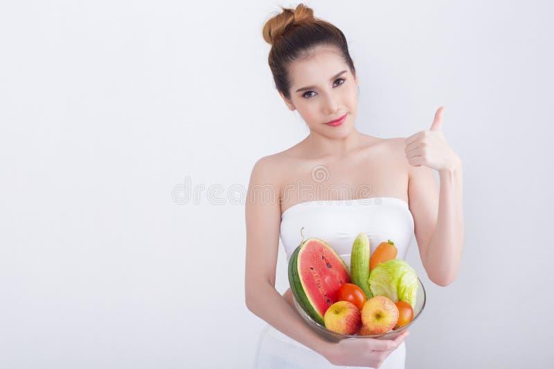亚洲美丽的妇女年轻人 免版税库存照片