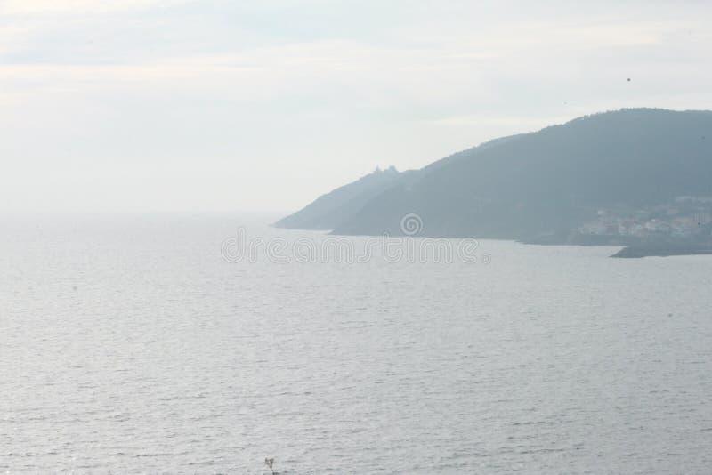 死亡海岸 免版税库存照片