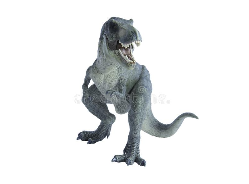 亦称恐龙暴龙rex t rex 免版税库存图片