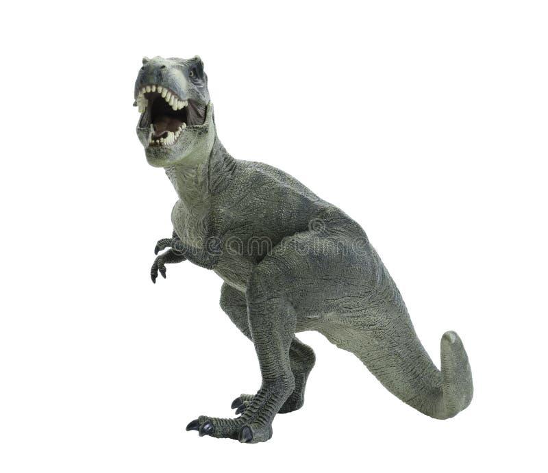 亦称恐龙暴龙rex t rex 库存照片