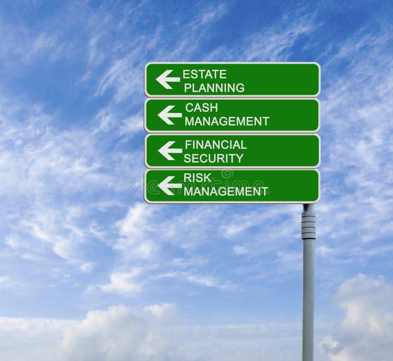 财产分配 向量例证