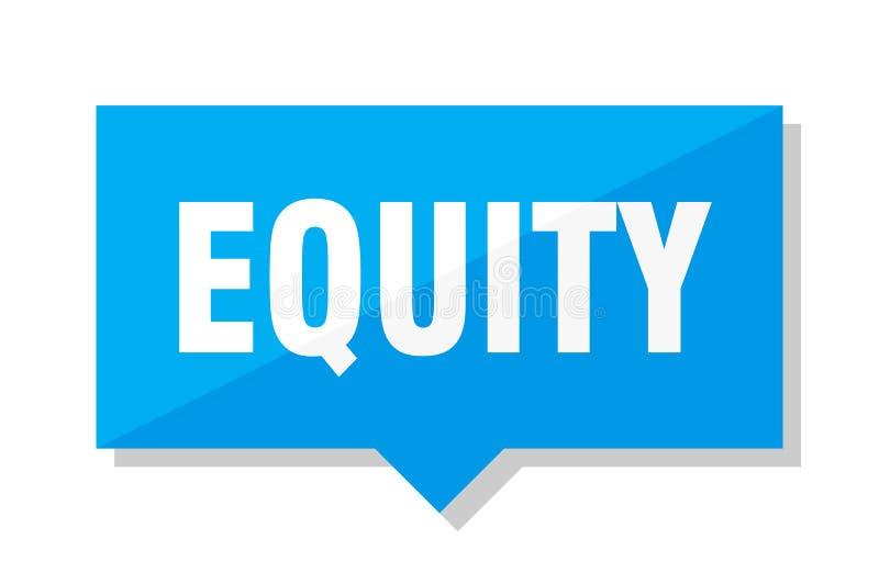 产权价值标记 向量例证