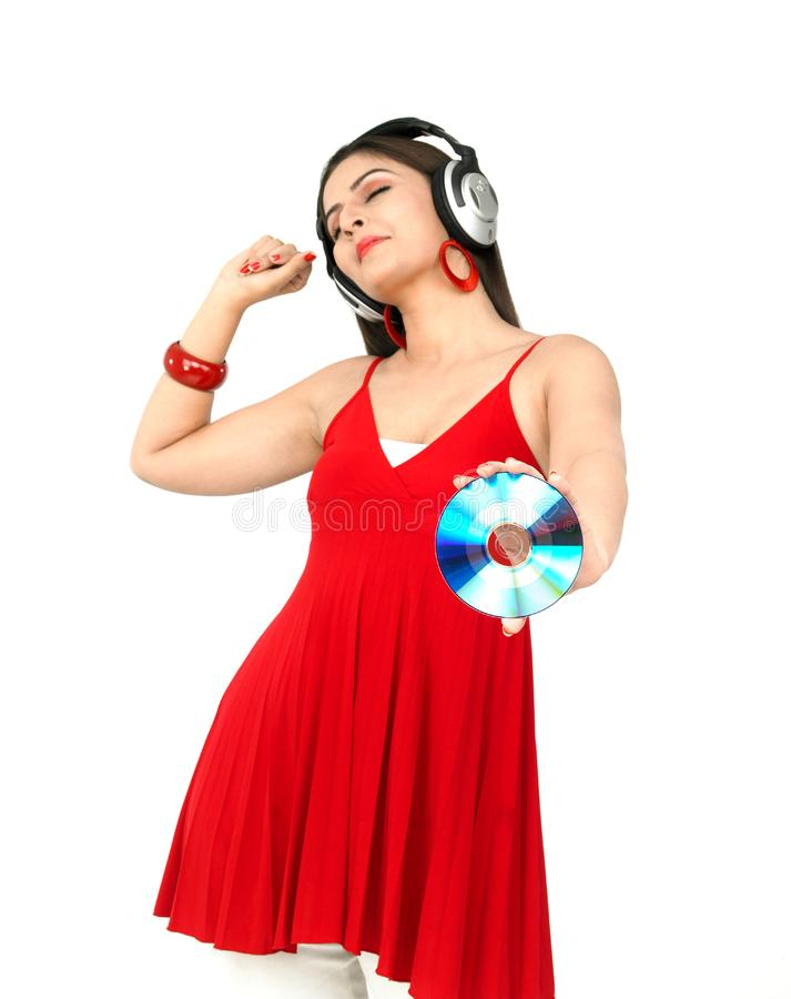 享用音乐妇女