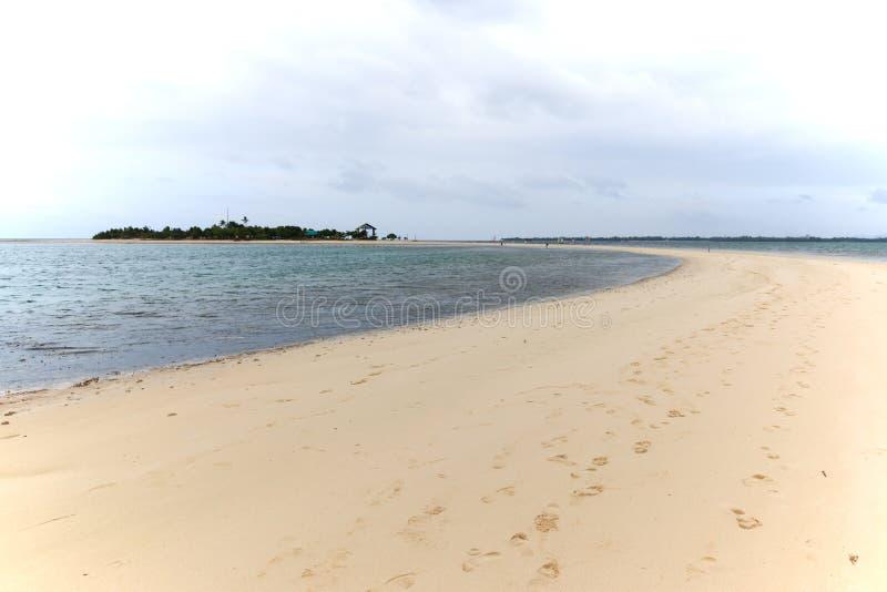 维京群岛,保和省,在菲律宾 免版税库存照片