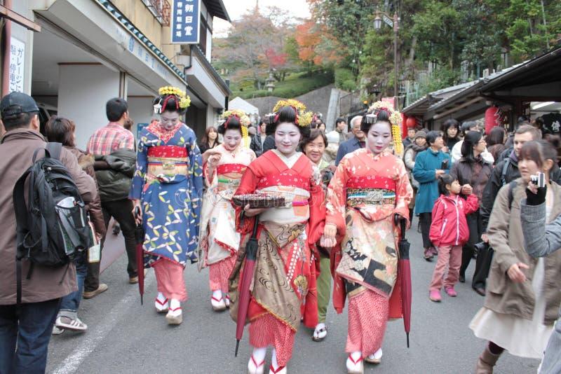 京都 免版税库存图片