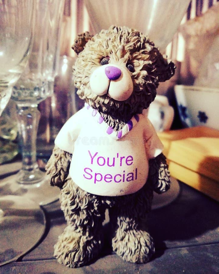 亲爱ohh的熊 免版税库存图片