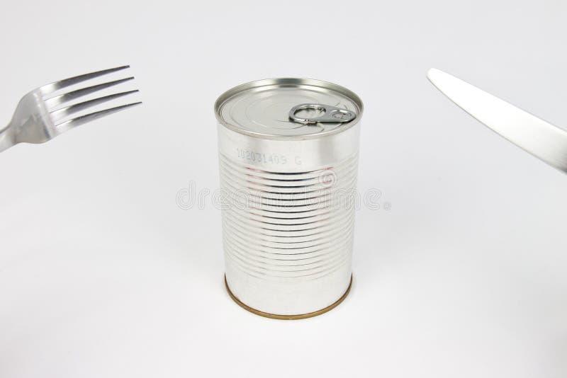 人为午餐 免版税库存照片
