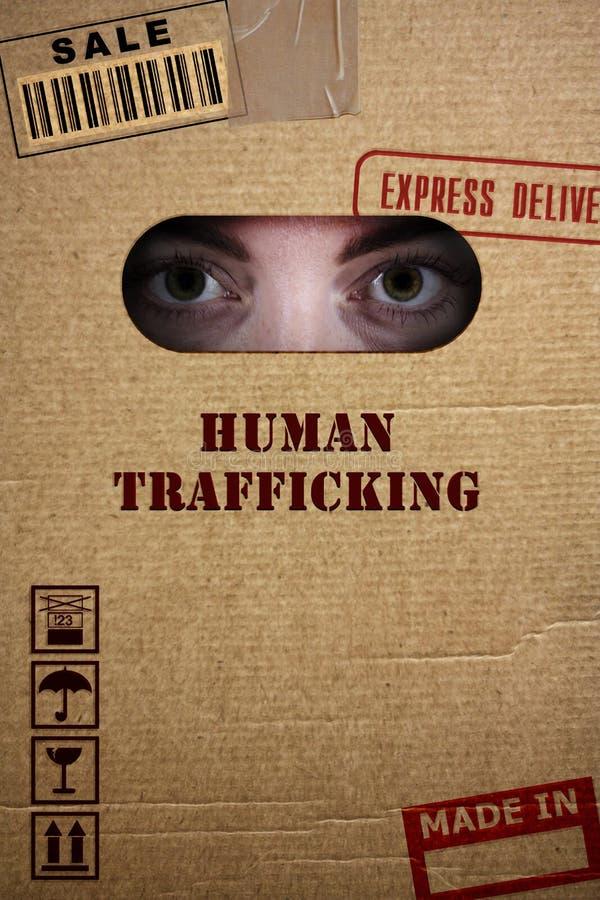 人交易的概念 免版税图库摄影