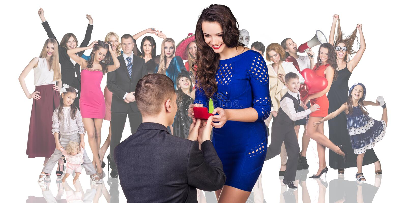 Download 人做提案他的女朋友 库存图片. 图片 包括有 棚车, 人员, 幸福, 成人, 礼服, 商业, 礼品, 上色 - 62525639