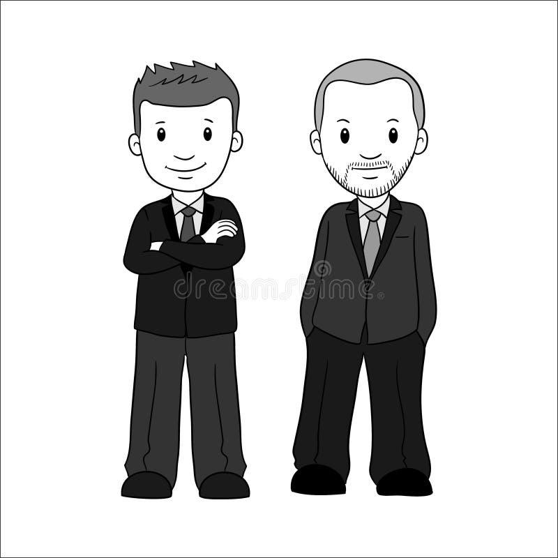 人储蓄传染媒介Ilustration 向量例证