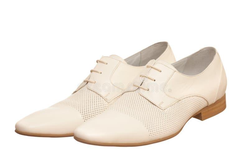 人对鞋子 免版税库存图片
