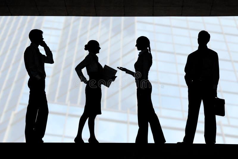 人工作 免版税图库摄影