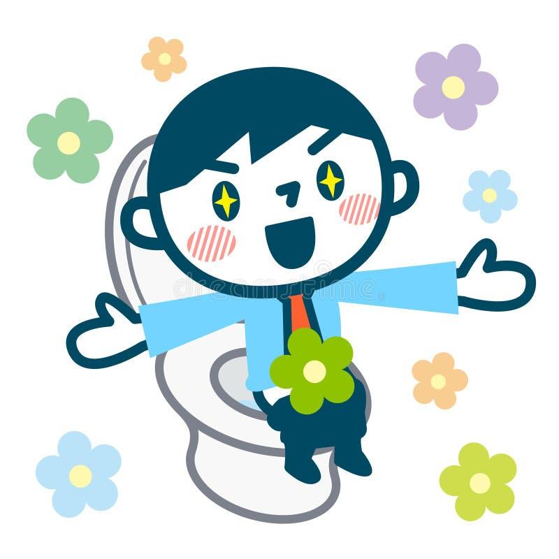 Download 人的微笑好排便的 向量例证. 插画 包括有 图表, 便秘, 壁橱, 位子, 开会, 痔疮, 简单, 洗手间 - 72367958