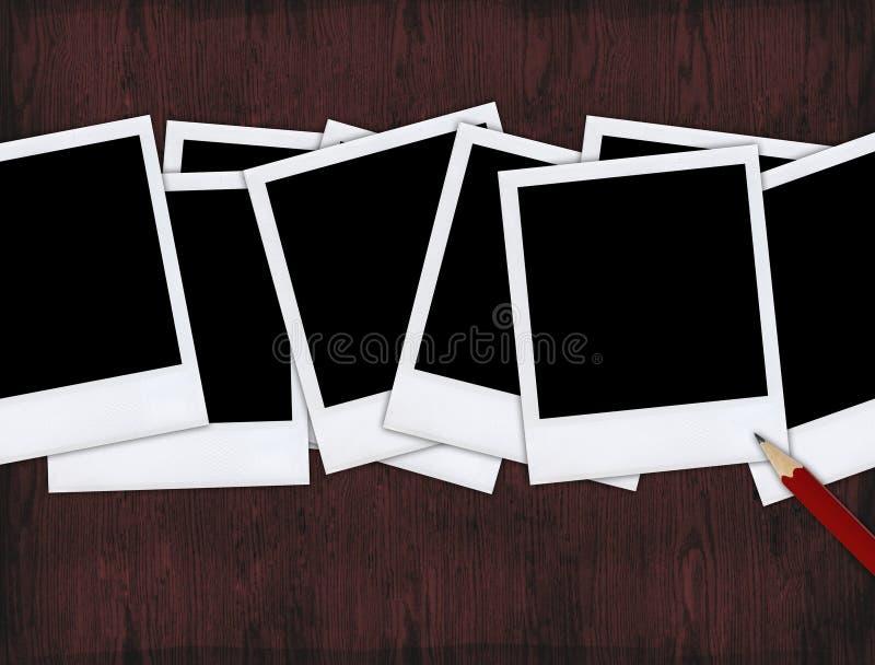 人造偏光板 免版税库存图片