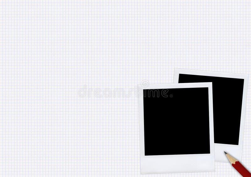 人造偏光板 免版税图库摄影
