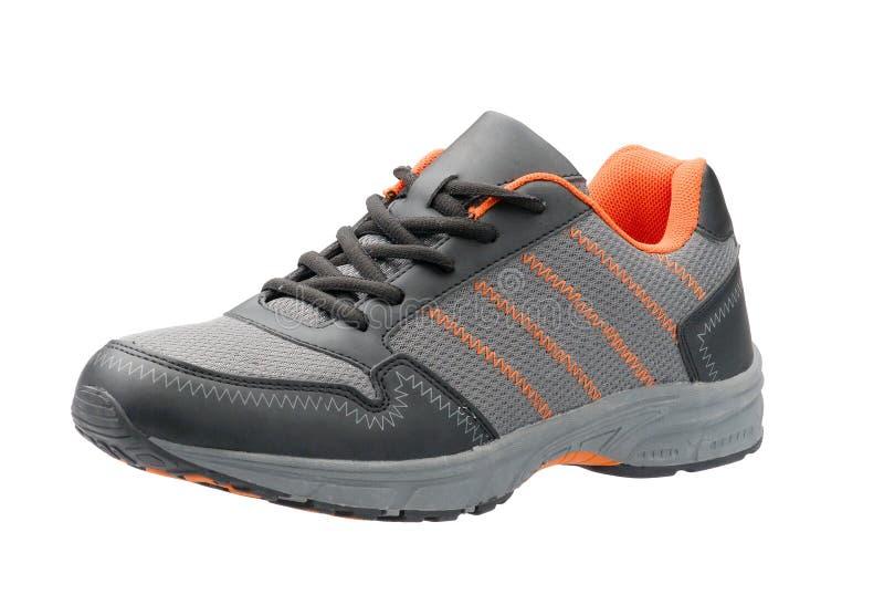 人鞋子体育运动 库存图片