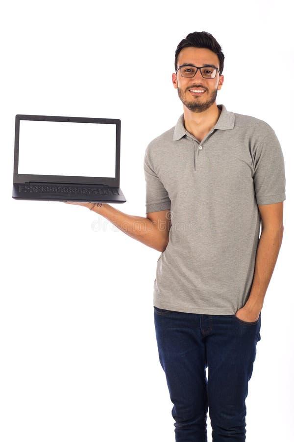年轻人 免版税库存图片
